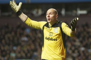 Brad Guzan wonders where it all went wrong