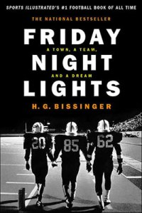 Friday Night Lights, by Buzz Bissinger